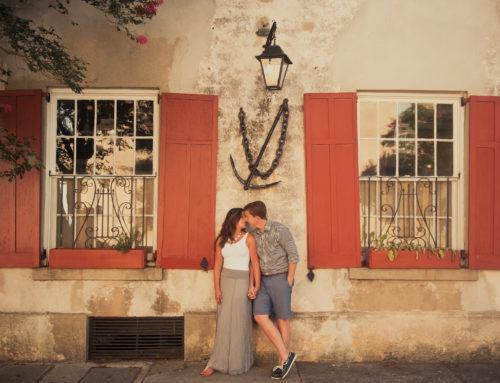 Jillian & Will / Charleston SC