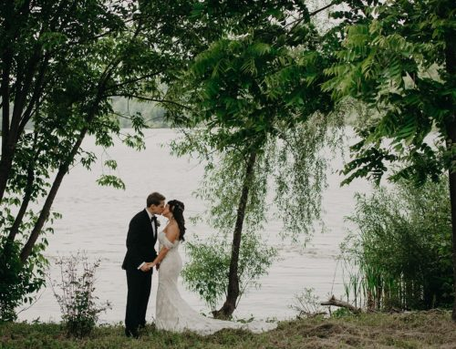 Alex & Brian / The Lake House Inn
