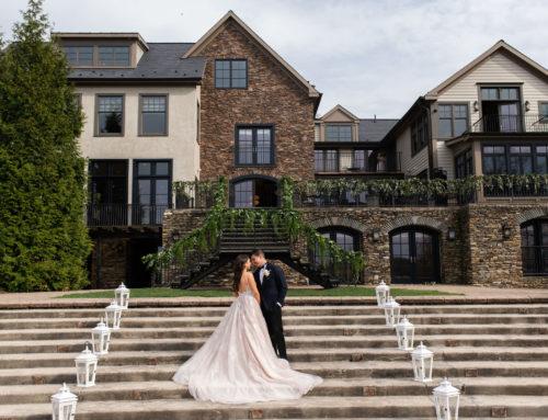 Nicole & Christos / Lake House Inn